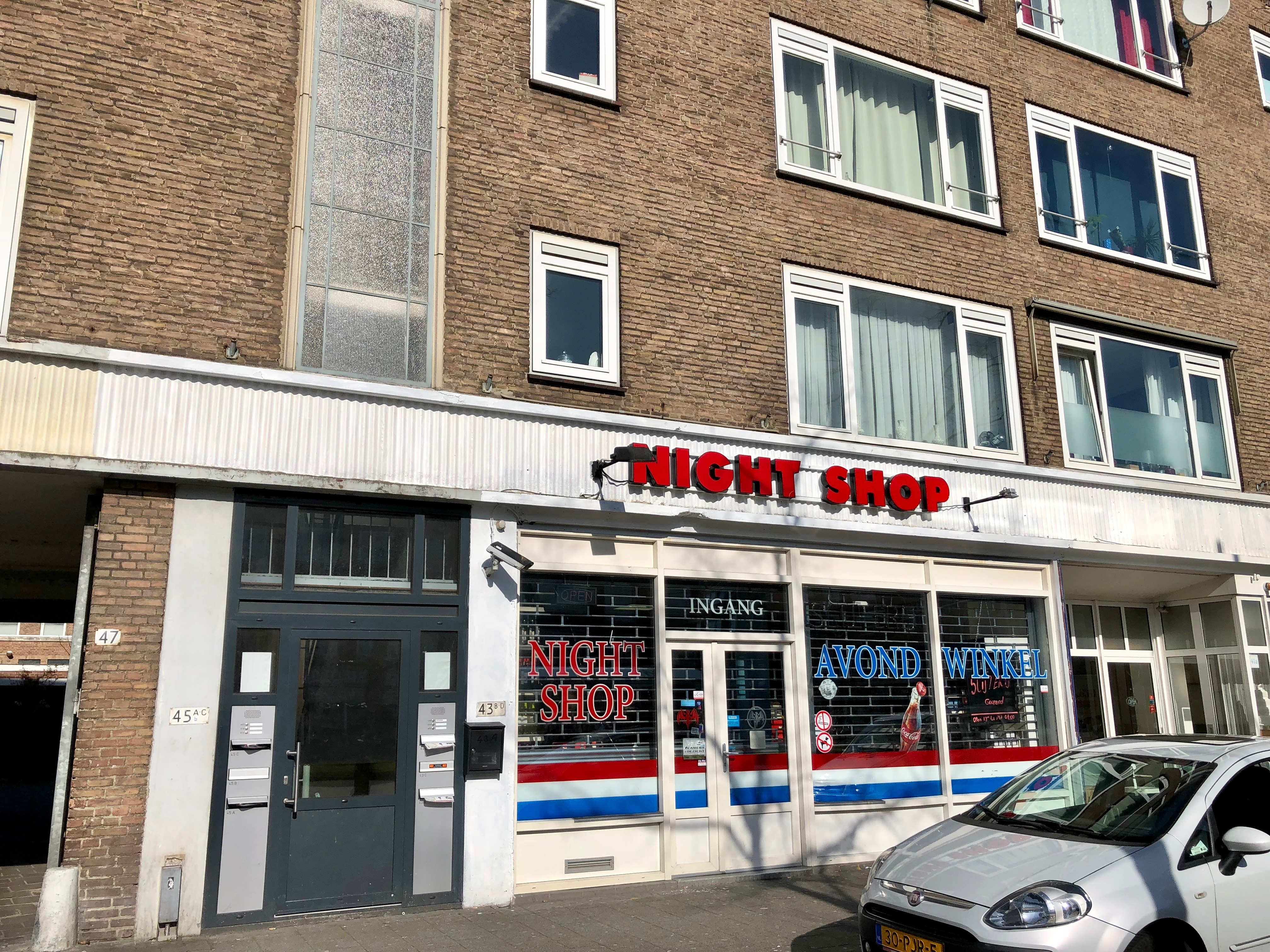 Dorpsweg 45 C – Rotterdam